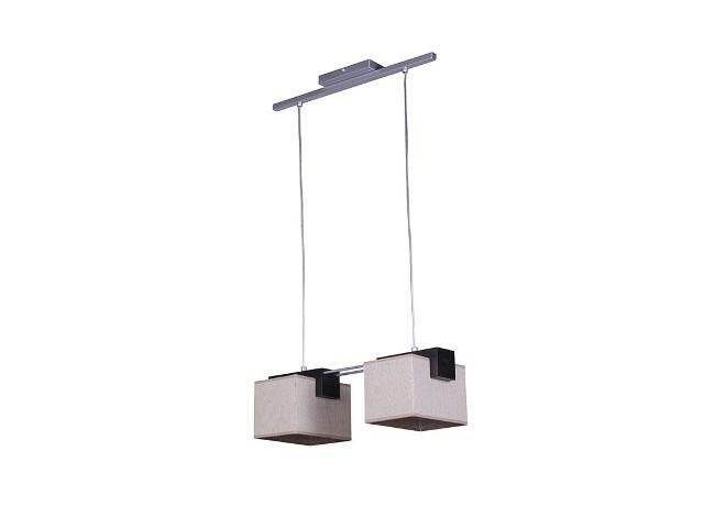 Lampa wisząca Jazz len 2xE27 13005 Sigma
