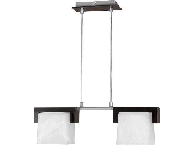 Lampa wisząca Fido wenge 2xE27 12505 Sigma