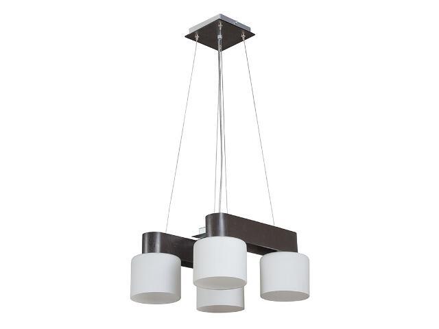 Lampa wisząca Nelawenge biała 4xE27 12901 Sigma