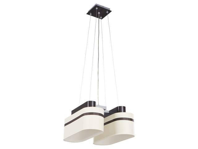 Lampa wisząca Largo kremowa 4xE27 12212 Sigma