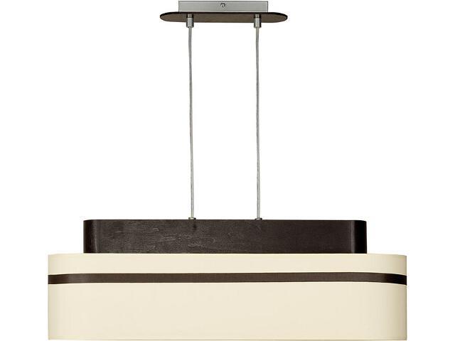 Lampa wisząca Largo kremowa 3xE27 12213 Sigma