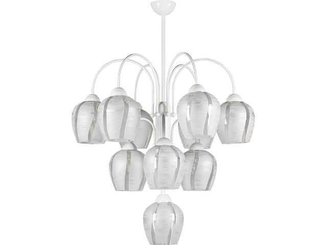 Lampa wisząca Figaro żyrandol 10xE27 14101 Sigma