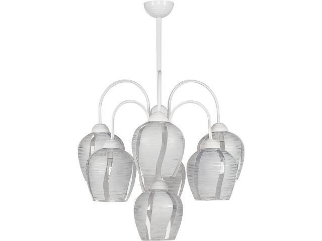 Lampa wisząca Figaro żyrandol 7xE27 14102 Sigma