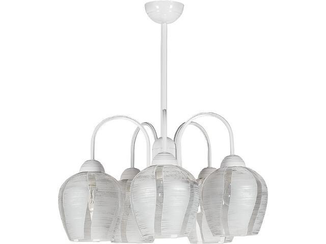 Lampa wisząca Figaro żyrandol 5xE27 14103 Sigma