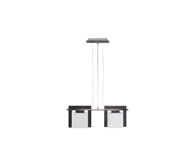 Lampa wisząca Hugo Chrom 2xE27 13902 Sigma