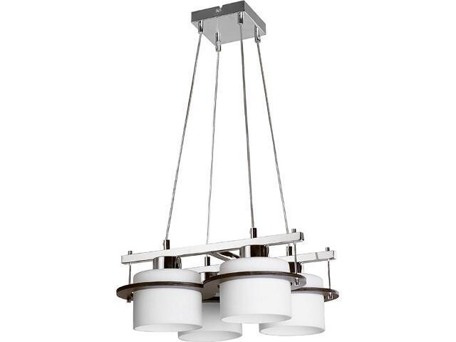 Lampa wisząca Korso Chrom 4xE27 14001 Sigma