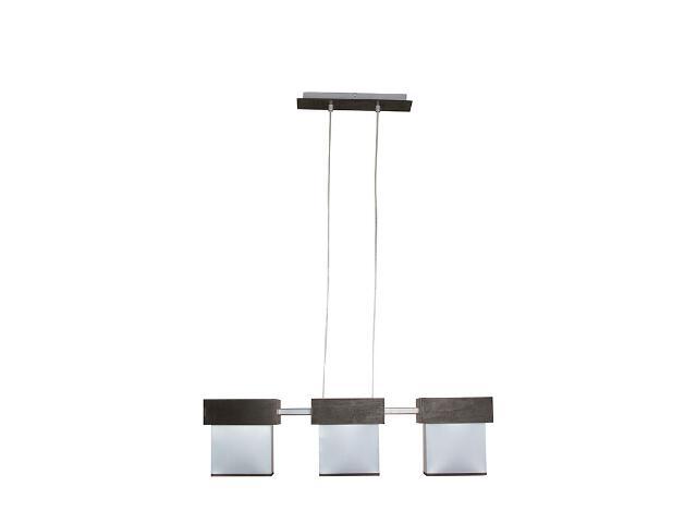 Lampa wisząca Silver 3xE27 13602 Sigma