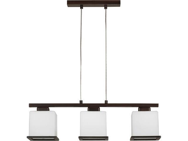 Lampa wisząca Kosta wenge 3xE27 14502 Sigma