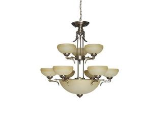 Lampa sufitowa Cremona 12xE27 60W 5091201 Spot-light