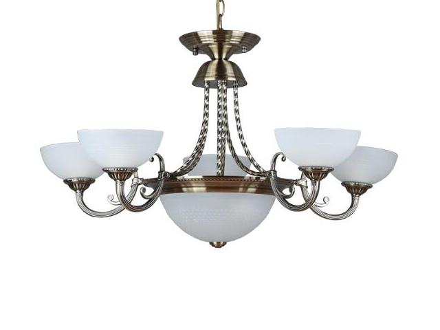 Lampa sufitowa Venezia 7xE27 60W 5091711 Spot-light
