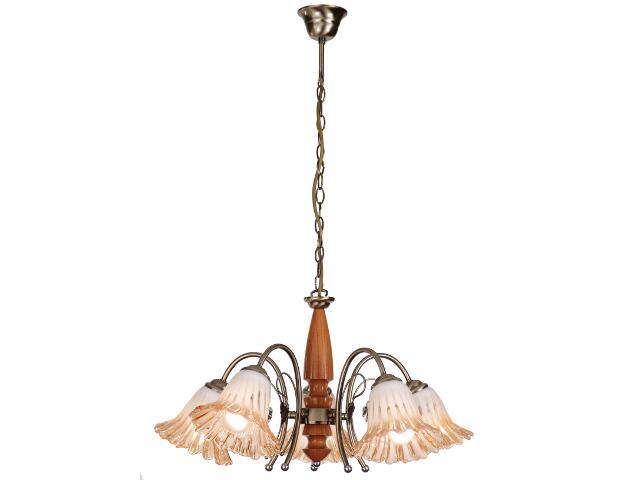 Lampa sufitowa Classic 5xE27 60W 997110-5 Reality