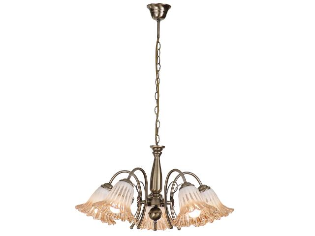 Lampa sufitowa Classic 5xE27 60W 997120-5 Reality
