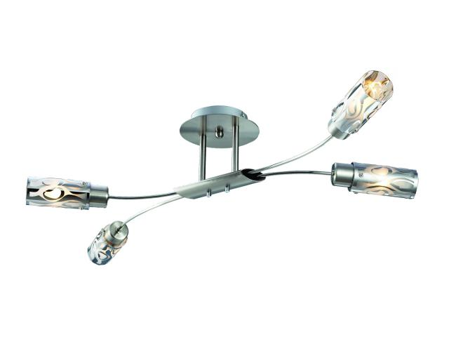 Lampa sufitowa Trend 4xE14 40W 60722-4 Reality