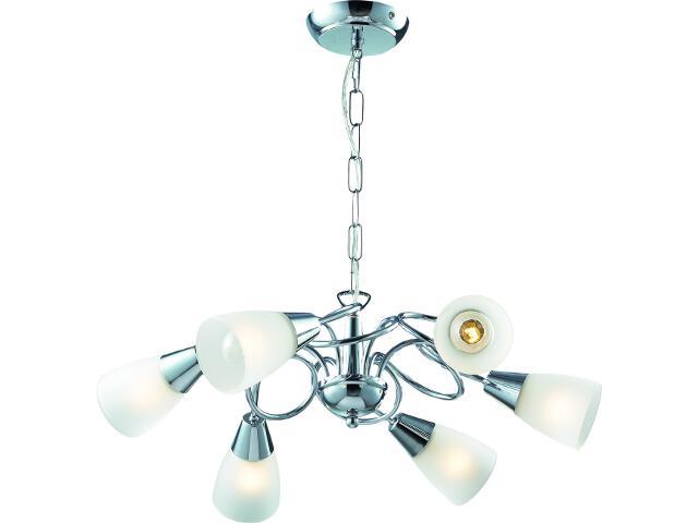 Lampa sufitowa Amanda 5xE14 40W 971011-6 Reality