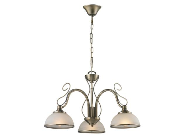 Lampa wisząca Estella 3xE27 60W 86001-3 Reality