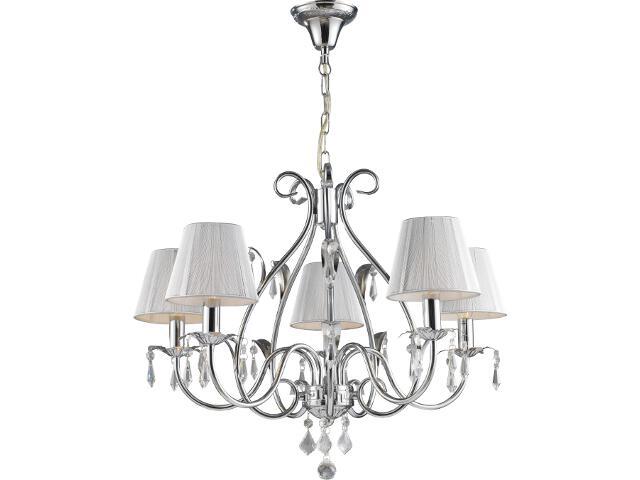 Lampa sufitowa Aurora 5xE14 40W 84028-5 Reality