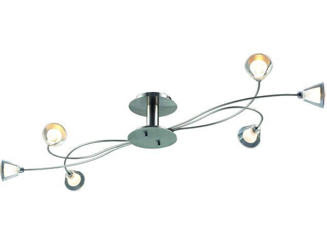 Lampa sufitowa Fortuna 6xG9 42W 60303-6 Reality