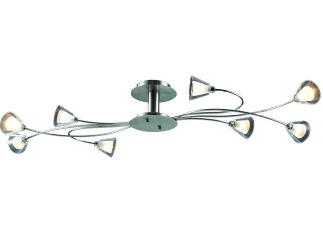 Lampa sufitowa Fortuna 8xG9 42W 60303-8 Reality