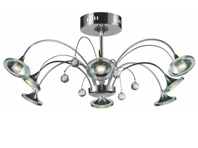 Lampa wisząca Starled 8x5W LED 780006-8 Reality