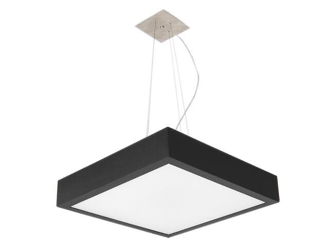 Lampa sufitowa NEKLA 40 czarna matowa 1152W1105 Cleoni
