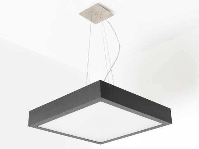 Lampa sufitowa NEKLA 40 grafitowa 1152W1107 Cleoni