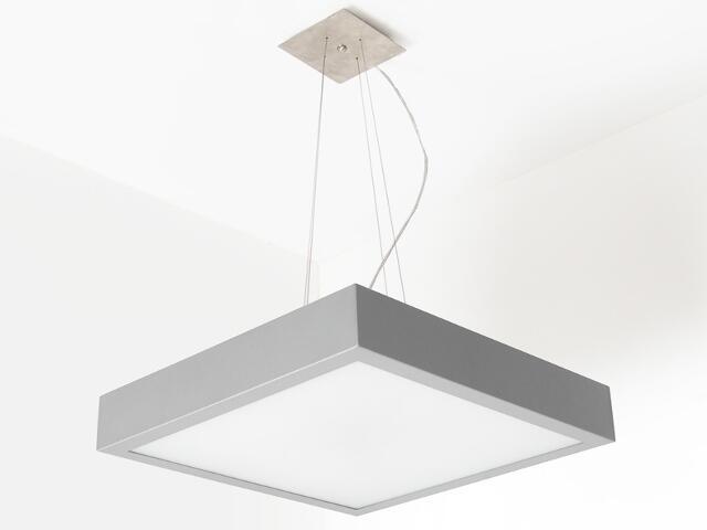 Lampa sufitowa NEKLA 40 srebrna połysk 1152W1102 Cleoni