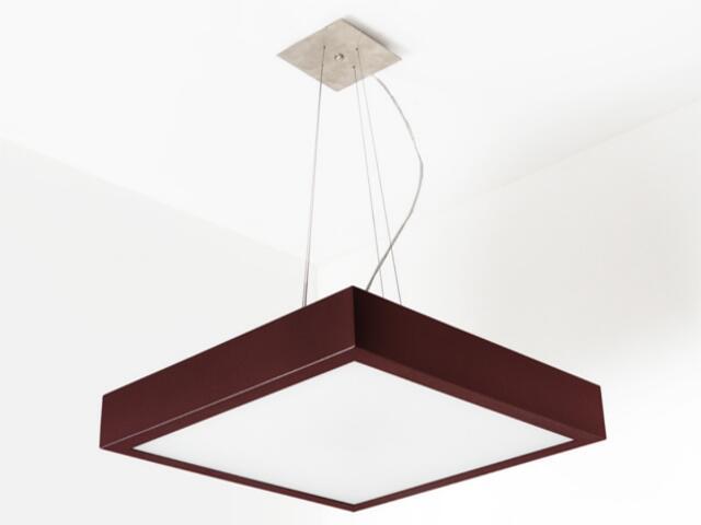 Lampa sufitowa NEKLA 40 wenge 1152W1108 Cleoni