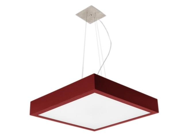 Lampa sufitowa NEKLA 50 bordowa 1152W2104 Cleoni