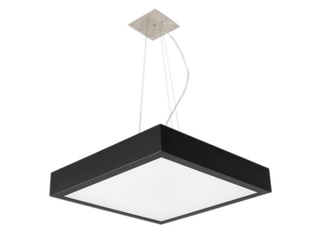 Lampa sufitowa NEKLA 50 czarna połysk 1152W2119 Cleoni