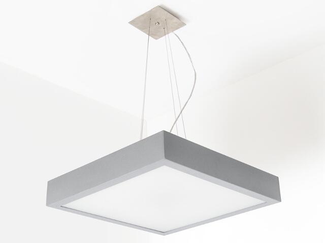 Lampa sufitowa NEKLA 50 srebrna matowa 1152W2101 Cleoni
