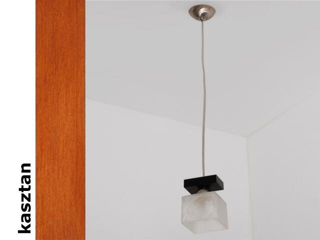 Lampa sufitowa ALHAMBRA BEK kasztan 1154BEK Cleoni