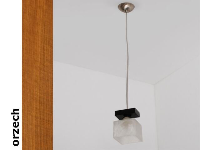Lampa sufitowa ALHAMBRA BEO orzech 1154BEO Cleoni