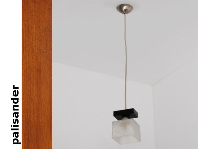 Lampa sufitowa ALHAMBRA BEP palisander 1154BEP Cleoni