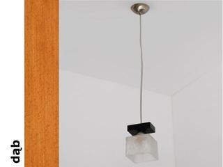 Lampa sufitowa ALHAMBRA BGD dąb 1154BGD Cleoni