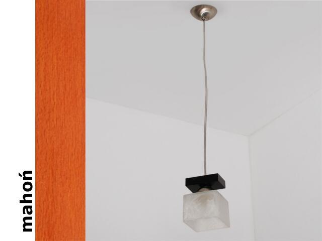 Lampa sufitowa ALHAMBRA BGMA mahoń 1154BGMA Cleoni