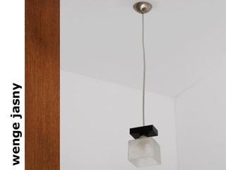 Lampa sufitowa ALHAMBRA BGVJ wenge jasna 1154BGVJ Cleoni