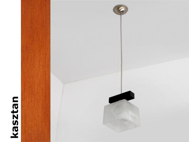 Lampa sufitowa ASTRA BGK kasztan 1155BGK Cleoni