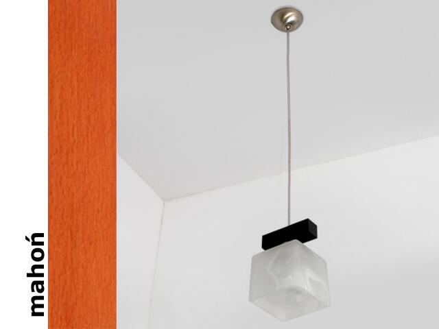 Lampa sufitowa ASTRA BGMA mahoń 1155BGMA Cleoni