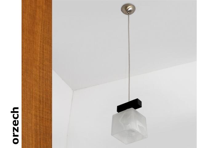 Lampa sufitowa ASTRA BGO orzech 1155BGO Cleoni