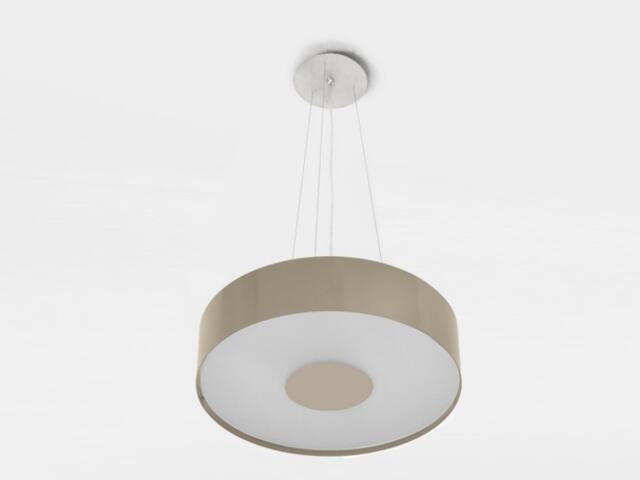 Lampa wisząca CARINA 40 beżowa metalik 1158W1109 Cleoni