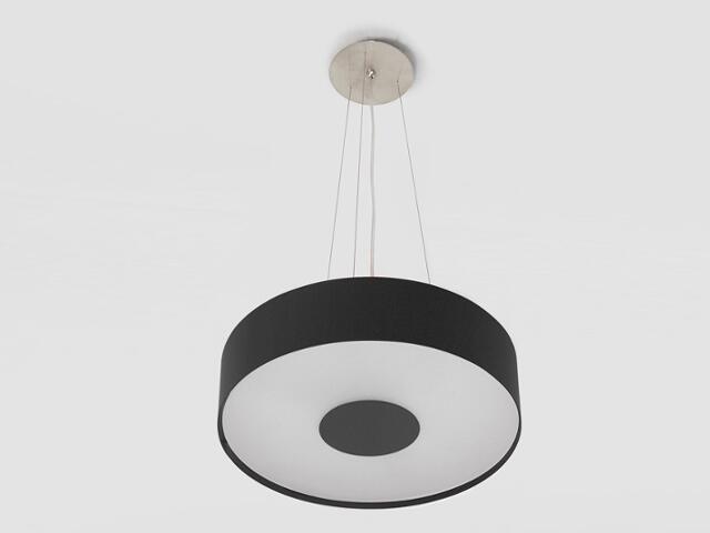 Lampa sufitowa CARINA 40 czarna matowa 1158W1105 Cleoni