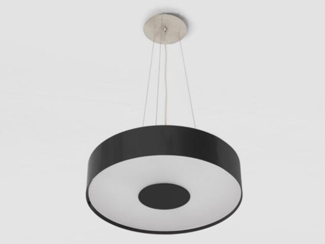 Lampa sufitowa CARINA 40 czarna połysk 1158W1119 Cleoni