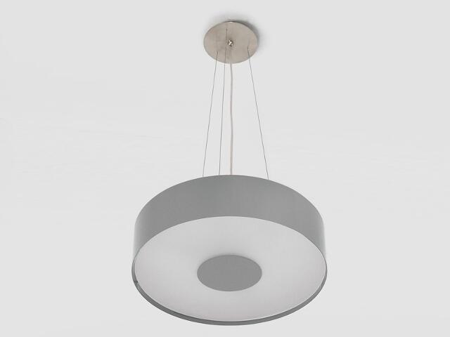 Lampa sufitowa CARINA 40 srebrna matowa 1158W1101 Cleoni