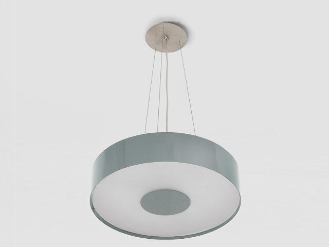 Lampa sufitowa CARINA 40 srebrna połysk 1158W1102 Cleoni