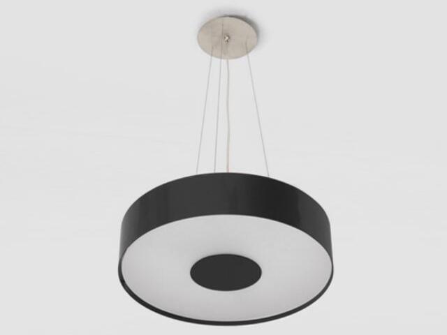 Lampa sufitowa CARINA 50 czarna połysk 1158W2119 Cleoni