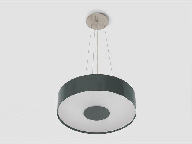 Lampa sufitowa CARINA 50 grafitowa 1158W2107 Cleoni