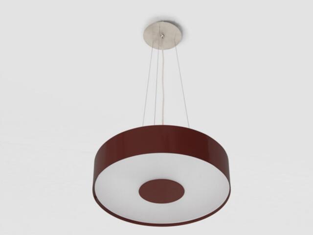Lampa sufitowa CARINA 50 wenge 1158W2108 Cleoni