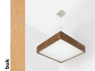 Lampa sufitowa ALMA 40 W1B buk 1159W1B Cleoni
