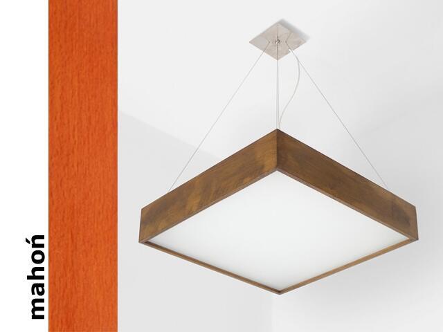 Lampa sufitowa ALMA 50 W2MA mahoń 1159W2MA Cleoni