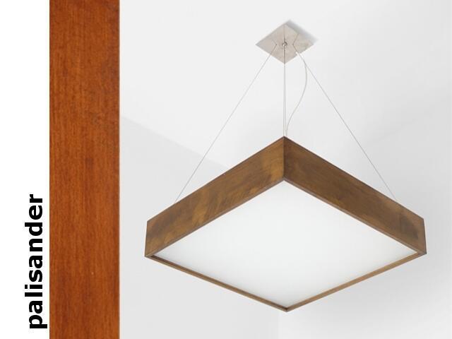 Lampa sufitowa ALMA 50 W2P palisander 1159W51303 Cleoni